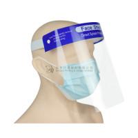 防護透明面罩