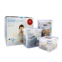 樂扣保鮮盒3件裝 (HPL807S001)