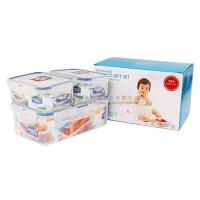 樂扣保鮮盒3件裝(HPL817S001)