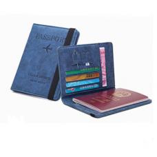 防盜RFID護照套