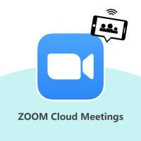 ZOOM雲端視訊會議