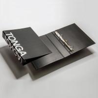 精裝硬皮Folder